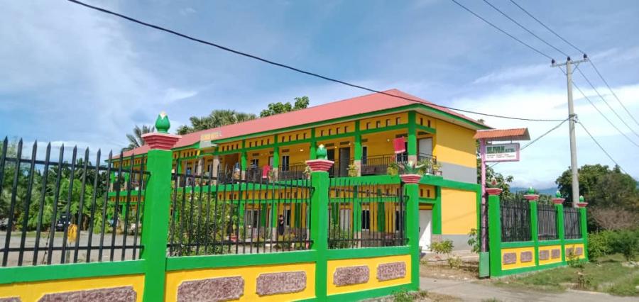 Ótel Elivan Fatin Karantina ba pesoal Saude husi Ospital Referal Suai, Sexta (5/2). Foto Tempo Timor.